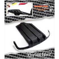Difusor Fibra Carbon Mercedes W204 Amg 2008 - 2012 Bascar