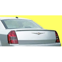 Spoiler 300c 2007 2006 2007 Importado No Fibra Plastico Abs