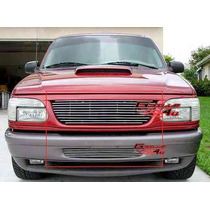 Parrilla Billet Cromada Ford Explorer 95 96 97 1996