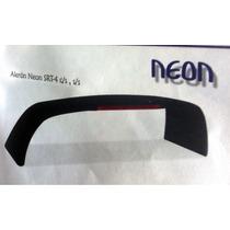 Alerones De Fibra De Vidrio De Neon Srt-4