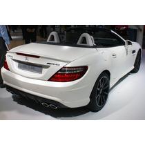 Spoiler Cajuela Mercedes Benz Slk 11 - 14 Marca Effekten