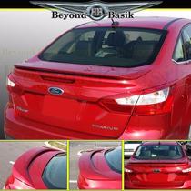 Spoiler Ford Focus 2012 2013 2014 2015 Importado