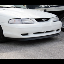 Spoiler Lip Facia Delantera Tipo Mach 1 Mustang 1994 - 1998
