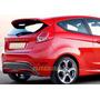 Aleron / Spoiler Techo Con Luz Ford Fiesta 2011 - 2014