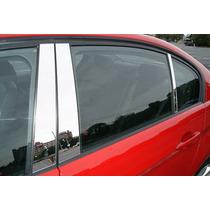 Pilares Cromado Lincoln Mkz 2007 2008 2009 2010 Importados