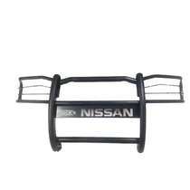 Burrera Nissan De 22 Np300 Negra Con Logo Euroguard