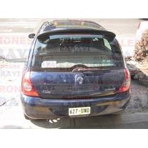 Renault Clio 2006 Aleron De Cajuela Modelo Oficial Renault