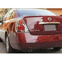 Aleron Tipo Lip En Cajuela Nissan Altima 2002 - 2006