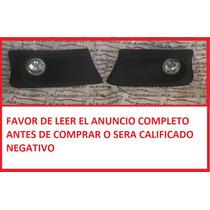 Biceles Faro Niebla Nissan Tsuru 3 Tunning Daa