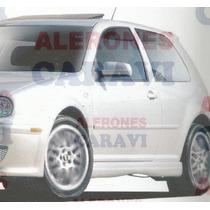 Golf A4 Estribos Laterales Modelo Air Por Pieza C/u . Caravi