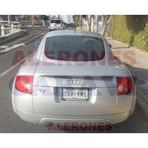 Audi Tt Spoiler Trasero Original Audi Nadie Mas Lo Vende
