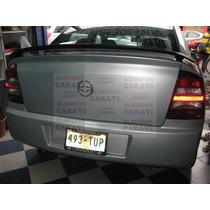 Chevrolet Astra Sedan Spoiler Cajuela Modelo Oppel Irmscher