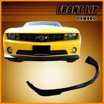 Spoiler Lip Delantero Inferior Camaro Rs 2010 2011 2012 Au1