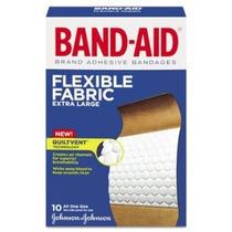 Tela Flexible Band-aid Extra Large Adhesiva Vendas De 1-3 /