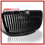 Parrilla Negra Vertical Bentley Chrysler 300c 05 06 07 08