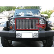Jeep Wrangler Billet Excelente Acabado Polish Importado Sp0