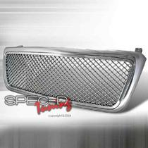 Parrilla Mesh Cromada Lobo F150 Harley King 04 05 06 07 08
