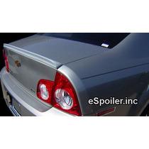 Spoiler Chevrolet Malibu 2008 2009 / Cola De Pato / Lip