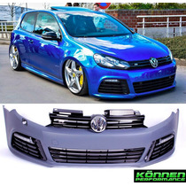Volkswagen Golf Gti Mk6 Defensa R 2011-2015 Gli Vw A6 R20