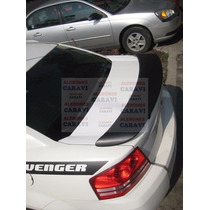 Avenger 2008 Te Vendo El Spoiler Aleron De Cajuela Modelo Rt