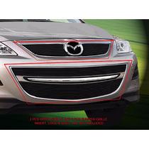 Mazda Cx9 Parrillas Billet En Cromo O En Negro 2010 Al 2013