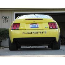 Ford Mustang Cobra Cola De Pato Aleron 99 00 01 02 03 04