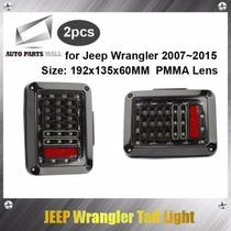 Wrangler Jeep Calaveras Negras En Tecnologia Led