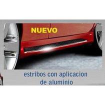 Estribos Golf/ Jetta A3 Aplicacion De Aluminio 1993-1998 Au1