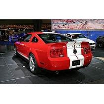 Ford Mustang Shelby Gt500 Cola De Pato Aleron 05 06 07 08 09