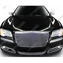 Combo Billet De Parrillas Chrysler 300c - 300 2012 2013 2014