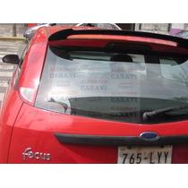 Ford Focus Zx3 2001 Te Vendo El Aleron Deportivo Cajuela