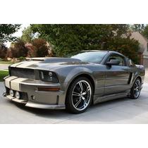 Estribos Laterales Faldones Ford Mustang Eleanor 2005 - 2014