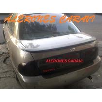 Sentra 2006 Aleron Modelo Flush Rodeando Enblema De Nissan
