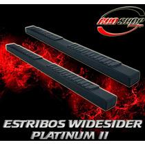 Estribos Widesider Platinum 2 Dodge Ram 2500 Crew 09 - 15
