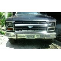 Tumbaburros Ford Bronco 80 - 86 Por Partes