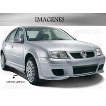 Estribos O Faldones Laterales Para Volkswagen Jetta A4 Mk4
