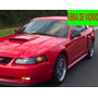 Mustang Ford Toma De Aire Cofre 99-04