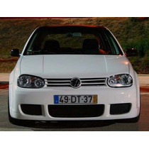 Facia Defensa Spoiler Vw Golf R32 R-line Gti A4 Mk4
