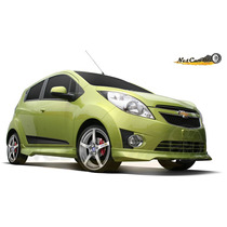 Body Kit Gm Spark 2011 2012 Original Poliuretano Garantia