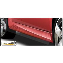 Estribos Faldones Chevrolet Aveo 2008-11 Originales Poliuret