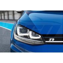 Retrovisor Carcasa Fibra De Carbon Vw Golf Mk7 Gti Turbo