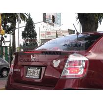 Sentra 2007 Aleron Con Stop Modelo Oficial De Agencia