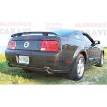 Aleron Ford Mustang Retro Vendo El Aleron Padrisimo