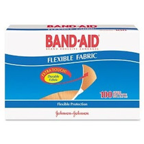 Tela Flexible Band-aid Premium Adhesivo Vendajes 3/4 X 3 100