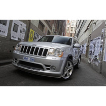 Jeep Cherokee Srt-8 Defensa Delantera 05 06 07 08 09