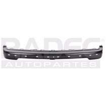 Defensa Delantera Chevrolet S-10 1998-2003 Negra