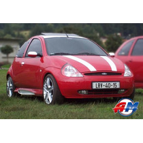Estribos De Ford Ka Rally 02-07