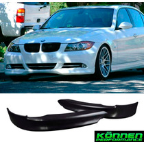 Bmw Serie 3 Splitter Lip Defensa 2006-2009 E90 325i 335i M3