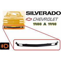 88-98 Chevrolet Silverado Spoiler Delantero P/ Faros Niebla
