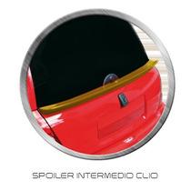 Spoiler Intermedio Clio 2002 A 2006 Sr02